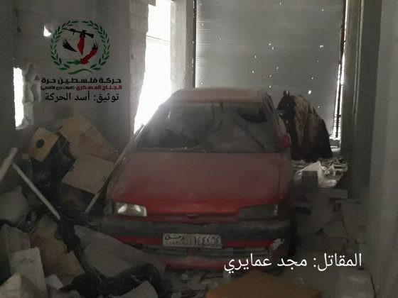 Quân tinh nhuệ Syria nghiền nát IS, đoạt thêm cứ địa khủng bố tại Yarmouk ảnh 2