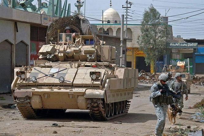 """Xe tăng Mỹ sẽ """"mặc giáp"""" Israel ảnh 1"""