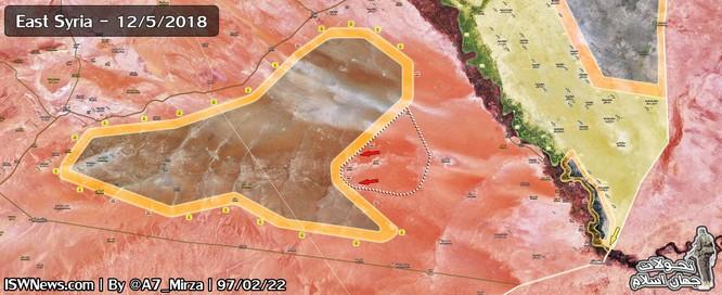 """Mỹ """"che ô"""" dân quân Kurd Syria đánh chiếm cứ địa chiến lược IS tại Deir Ezzor ảnh 2"""