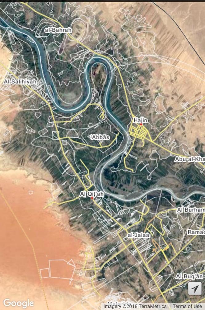"""Mỹ """"che ô"""" dân quân Kurd Syria đánh chiếm cứ địa chiến lược IS tại Deir Ezzor ảnh 1"""
