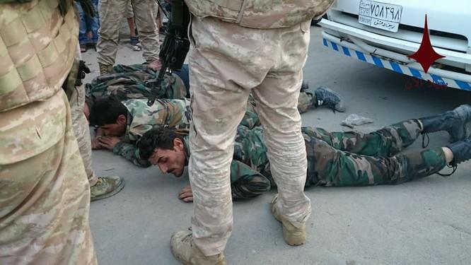 Quân cảnh Nga, Syria bắt giữ hơn 20 binh sĩ vì tội cướp ở Damascus ảnh 1