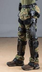 """Lính Mỹ sắp có bộ khung xương chân """"lực sĩ"""" ảnh 1"""