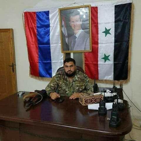 Chỉ huy cao cấp thánh chiến làm tình báo cho quân đội Syria ảnh 1