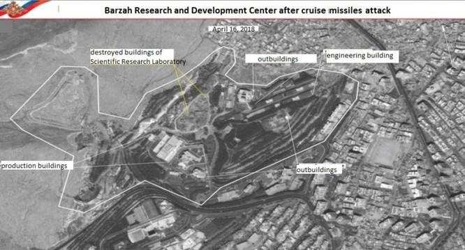 """Liên quân Mỹ-Anh-Pháp tấn công tên lửa Syria: """"Quà"""" vô giá tặng Nga ảnh 3"""