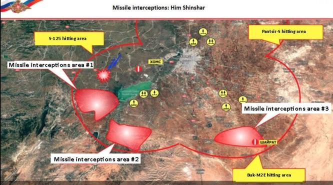 """Liên quân Mỹ-Anh-Pháp tấn công tên lửa Syria: """"Quà"""" vô giá tặng Nga ảnh 5"""