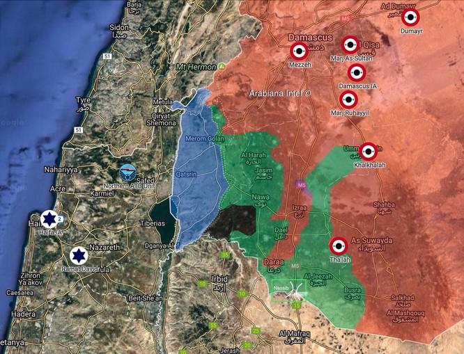 """Iran có thể rút quân, Nga-Syria """"đạn lên nòng"""" diệt thánh chiến miền nam ảnh 1"""