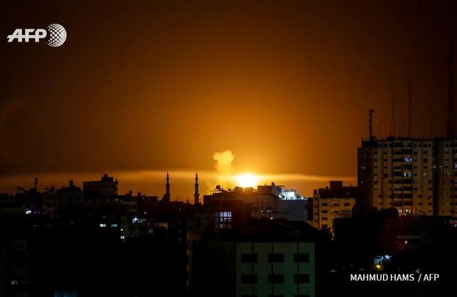 Israel dồn dập giáng đòn trả đũa lực lượng Hamas Palestine ảnh 3
