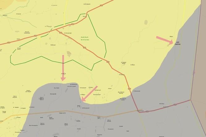 Mỹ yểm trợ người Kurd Syria đè bẹp IS, chiếm cứ địa ở tỉnh Al-Hasakah ảnh 1