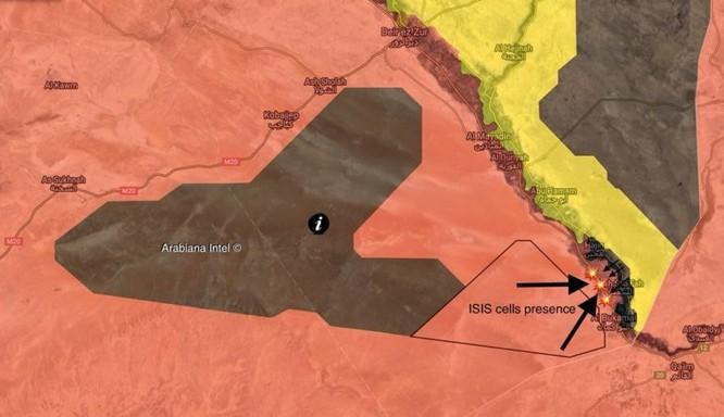 IS tấn công Abukamal, người Kurd Syria và Vệ binh Iran làm ngơ ảnh 1