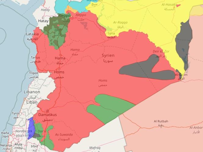 Quân đội Syria đánh chiếm 2.000 km ở Deir Ezzor, gắng kết liễu IS trên sa mạc Homs ảnh 1