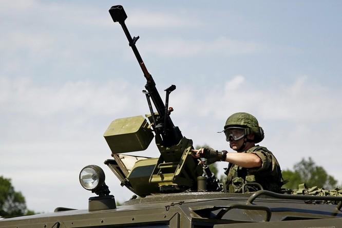Khả năng hủy diệt khủng khiếp của súng máy 12,7mm Kord Nga ảnh 1