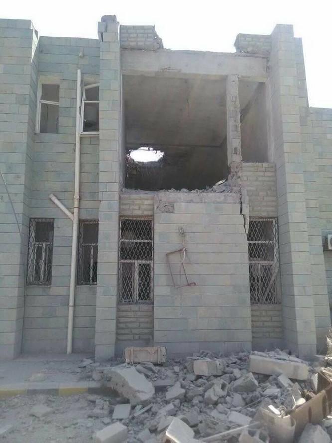 Ả rập Xê út chiếm sân bay thành phố cảng Yemen, chuẩn bị tấn công thành phố ảnh 1