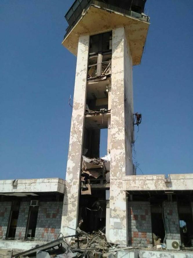 Ả rập Xê út chiếm sân bay thành phố cảng Yemen, chuẩn bị tấn công thành phố ảnh 2