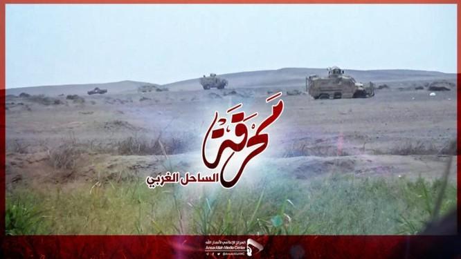 Liên quân Ả rập Xê út đánh chiếm sân bay, tấn công phong tỏa thành phố cảng Yemen ảnh 1