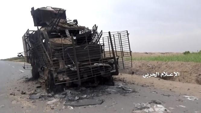 Liên quân Ả rập Xê út đánh chiếm sân bay, tấn công phong tỏa thành phố cảng Yemen ảnh 2