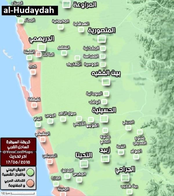 Liên quân Ả rập Xê út đánh chiếm sân bay, tấn công phong tỏa thành phố cảng Yemen ảnh 4