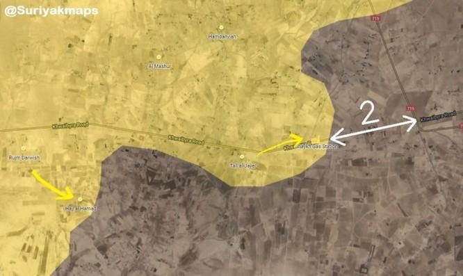 Người Kurd Syria đánh chiếm cứ địa chiến lược của IS ở tỉnh Hasakah ảnh 1