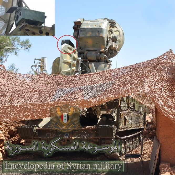 Sẵn sàng đánh trả không quân Israel, quân đội Syria trang bị MANPAD, kính quan sát quang ảnh nhiệt cho SAM ảnh 3