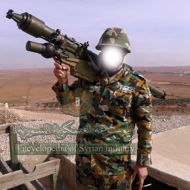 Sẵn sàng đánh trả không quân Israel, quân đội Syria trang bị MANPAD, kính quan sát quang ảnh nhiệt cho SAM ảnh 2