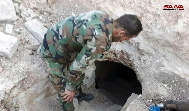 Quân đội Syria giải phóng 1800 km2 vùng sa mạc biên giới với Iraq ảnh 4