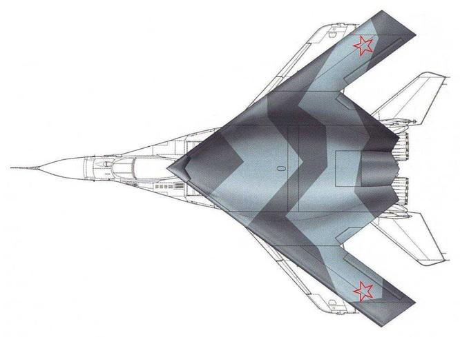 """Nga chế tạo máy bay không người lái hạng nặng """"Okhotnik"""" đọ Mỹ và Trung Quốc ảnh 4"""