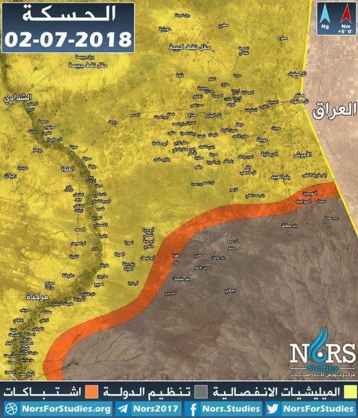 Người Kurd đánh đuổi IS, áp sát sào huyệt khủng bố tại biên giới Syria - Iraq ảnh 1