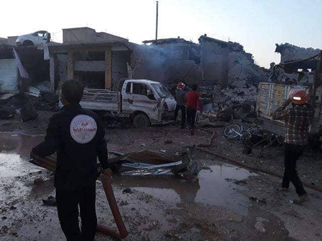 IS tấn công ở Deir Ezzor, 2 lính Mỹ thiệt mạng ảnh 2