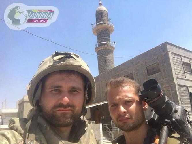 """""""Hổ Syria"""" xung trận nghiền nát FSA, giành chiến thắng ở đông nam Daraa ảnh 1"""