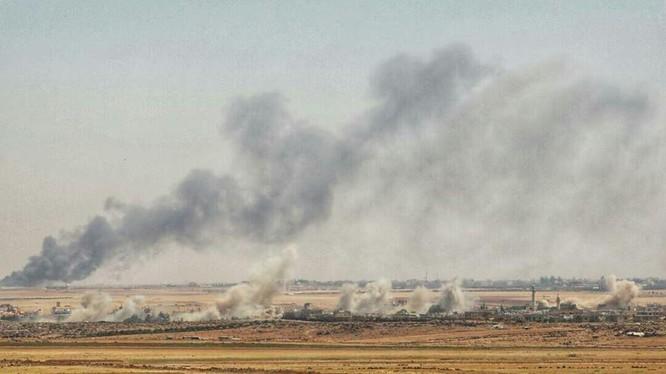 """Nga càn quét, """"Hổ Syria"""" xung trận chiếm cứ địa thánh chiến ảnh 4"""