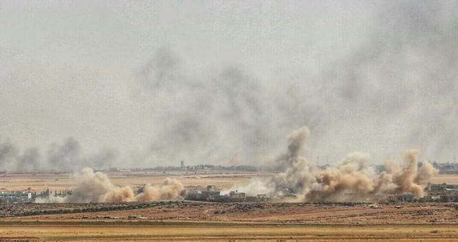 """Nga càn quét, """"Hổ Syria"""" xung trận chiếm cứ địa thánh chiến ảnh 5"""