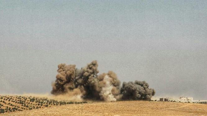 """Nga càn quét, """"Hổ Syria"""" xung trận chiếm cứ địa thánh chiến ảnh 6"""
