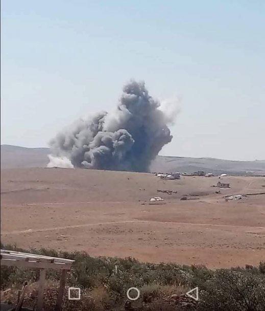 """Nga càn quét, """"Hổ Syria"""" xung trận chiếm cứ địa thánh chiến ảnh 7"""