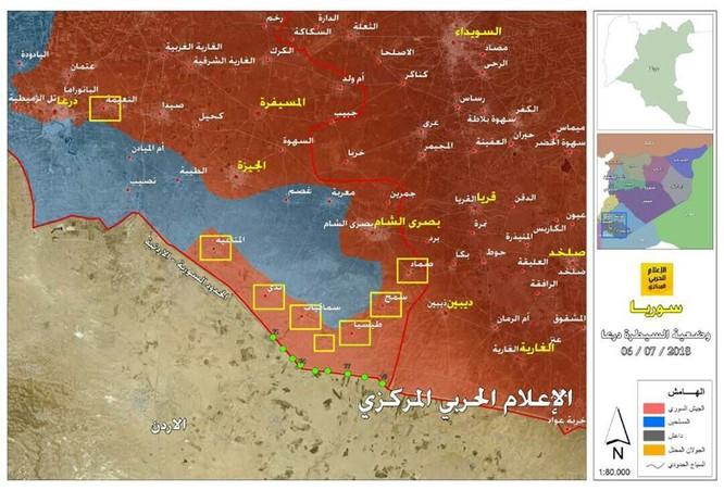 Quân đội Syria chiếm hàng loạt cứ địa, tổ chức nổi dậy lớn nhất Syria chuẩn bị đầu hàng ảnh 1