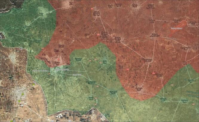 """Nga càn quét, """"Hổ Syria"""" xung trận chiếm cứ địa thánh chiến ảnh 1"""