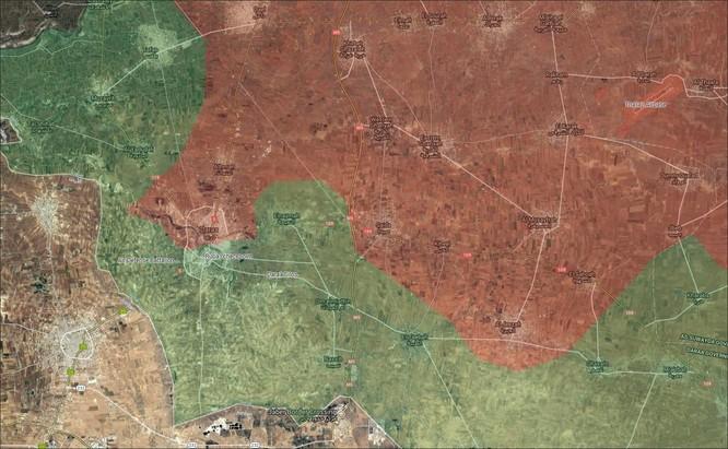 """Nga càn quét, """"Hổ Syria"""" xung trận chiếm cứ địa thánh chiến ảnh 2"""