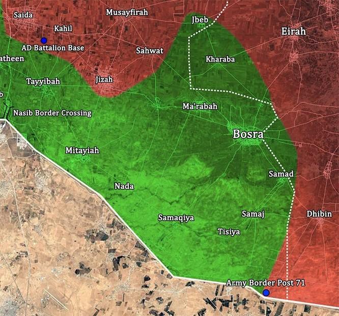 """Nga càn quét, """"Hổ Syria"""" xung trận chiếm cứ địa thánh chiến ảnh 3"""