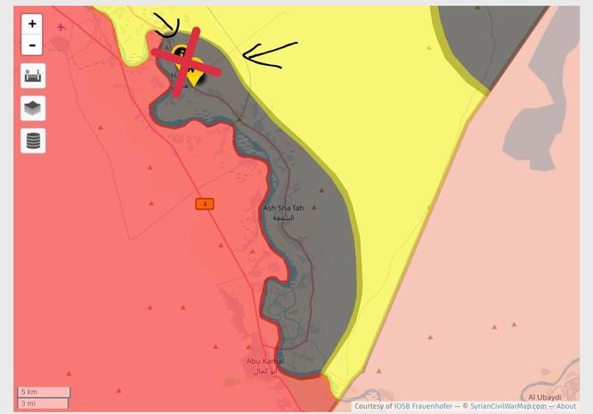 IS tấn công người Kurd Syria, Mỹ dội bom giết dân thường ở Deir Ezzor ảnh 1