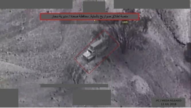 Ả rập Xê út sa lầy tại Yemen, Houthi liên tục phóng tên lửa tấn công liên quân vùng Vịnh ảnh 3