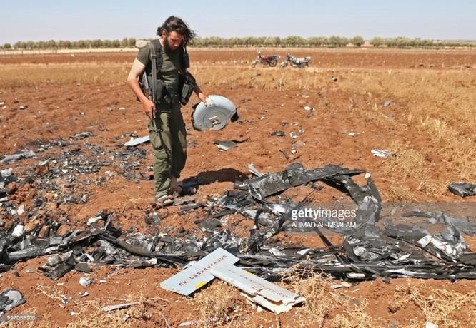 Israel không kích quân đội Syria, cố gắng bảo vệ phe thánh chiến ảnh 1