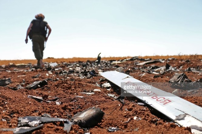 Israel không kích quân đội Syria, cố gắng bảo vệ phe thánh chiến ảnh 2