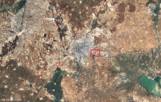 Israel không kích quân đội Syria, cố gắng bảo vệ phe thánh chiến ảnh 3