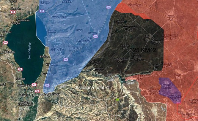 Quân đội Syria khai hỏa giáng đòn vào IS tử thủ Daraa ảnh 2