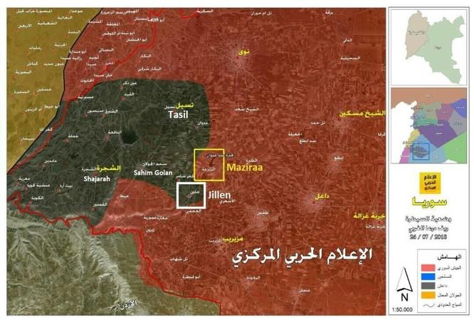"""""""Hổ Syria"""" ồ ạt xung trận diệt hơn 130 tay súng IS tại Daraa ảnh 1"""