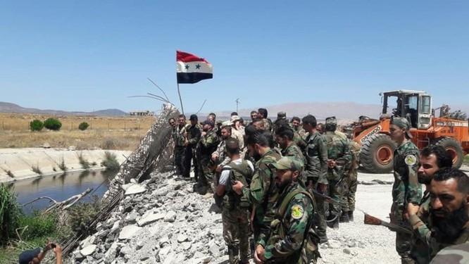 """""""Hổ Syria"""" ồ ạt xung trận diệt hơn 130 tay súng IS tại Daraa ảnh 4"""