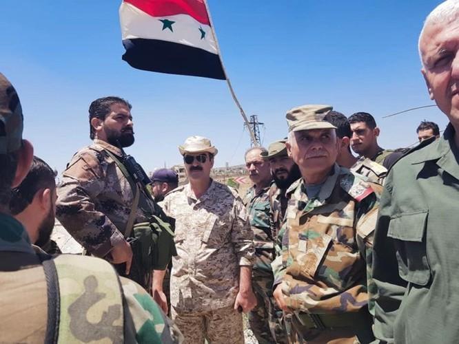 """""""Hổ Syria"""" ồ ạt xung trận diệt hơn 130 tay súng IS tại Daraa ảnh 5"""