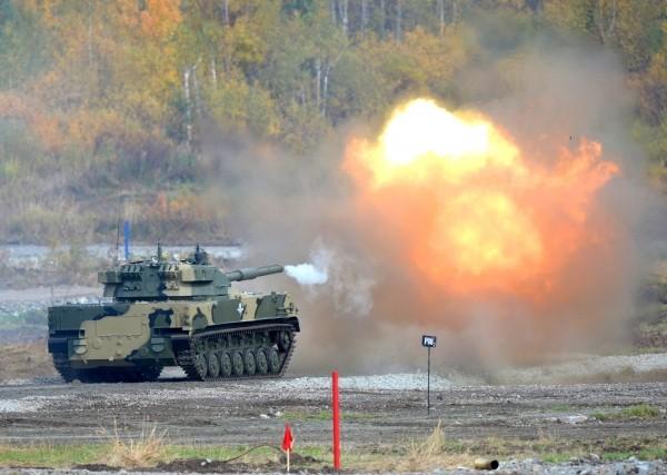"""""""Sát thủ"""" Nga này có thể thay thế xe tăng bơi huyền thoại PT- 76 Việt Nam ảnh 1"""