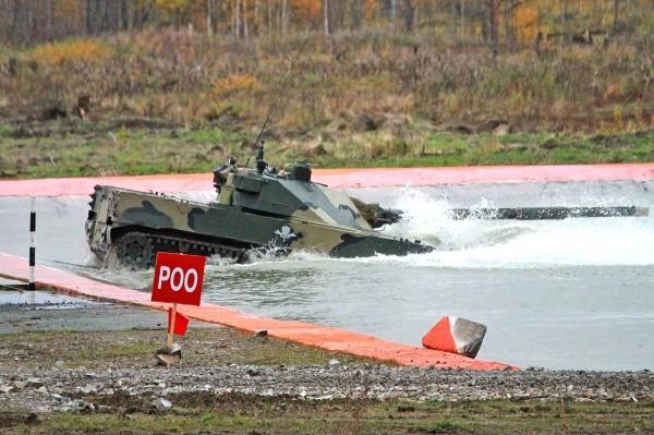 """""""Sát thủ"""" Nga này có thể thay thế xe tăng bơi huyền thoại PT- 76 Việt Nam ảnh 2"""
