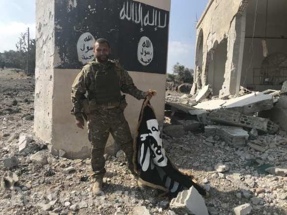 Trận đánh cuối cùng liên quân Nga-Syria kết liễu IS tại ngã ba biên giới ảnh 3
