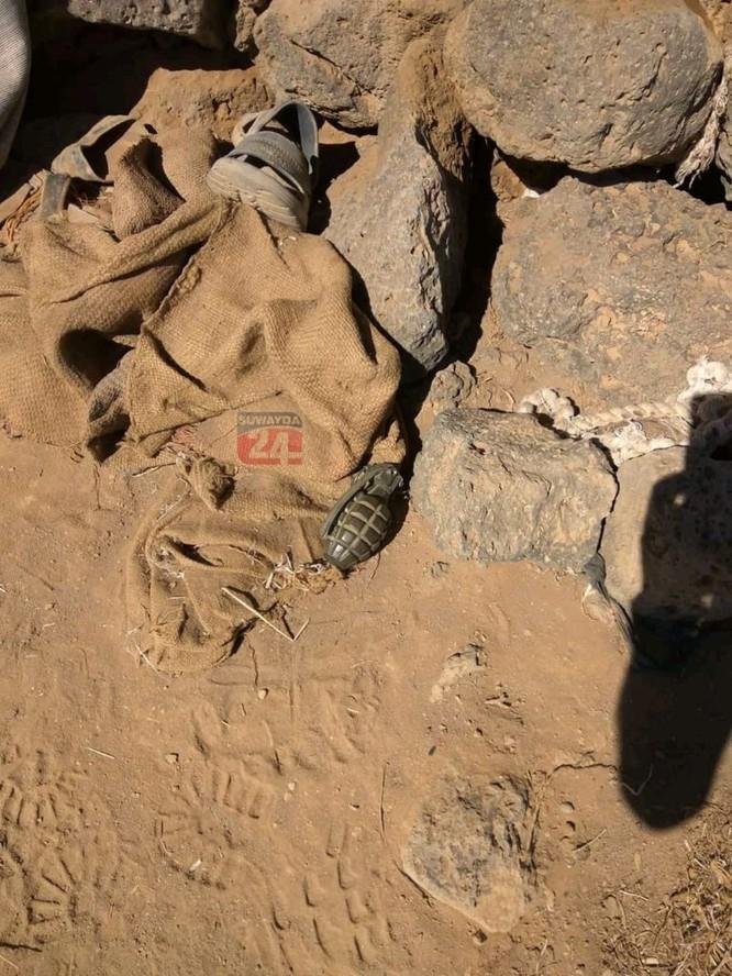 """Quân đội Syria tấn công ác liệt IS ở Sweida, chiến binh khủng bố dự định """"đi vào bí mật"""" ảnh 2"""
