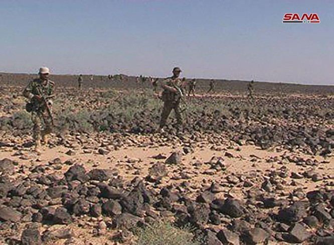 Quân tinh nhuệ Syria chiếm thêm cứ địa tại Sweida, IS co cụm chuẩn bị phản công ảnh 2